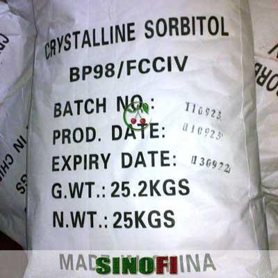 E420 Sorbitol powder 03