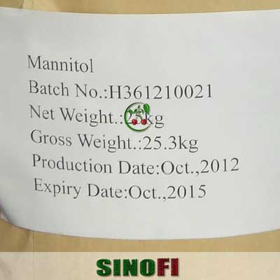 E421 Mannitol Powder 02