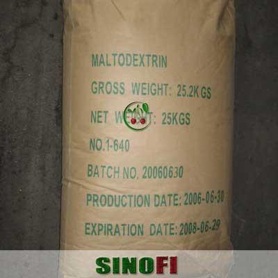 Maltodextrin Powder 02