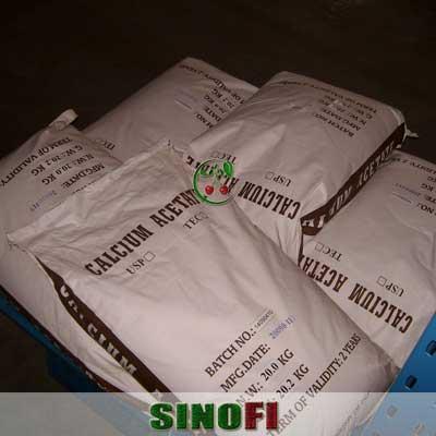 Calcium Acetate E263 04