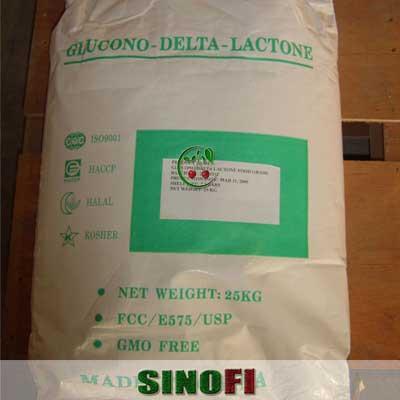 Glucono Delta Lactone E575 03