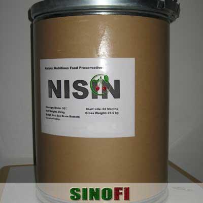 Nisin preservative E234 04
