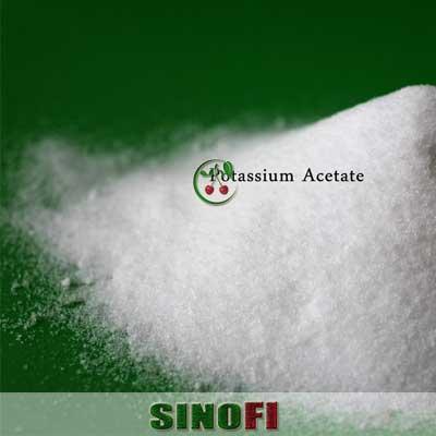 Potassium Acetate E261 01