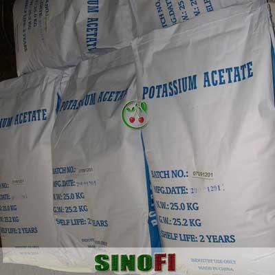 Potassium Acetate E261 03