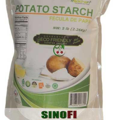Potato Starch powder 02