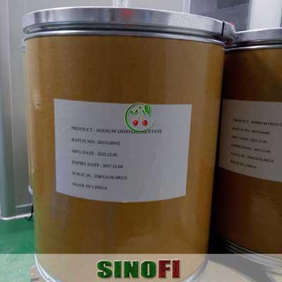 Sodium Dehydroacetate E266 03