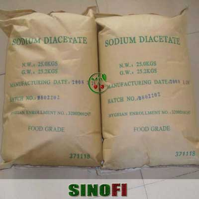 Sodium Diacetate E262 03