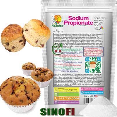 Sodium Propionate E281 02