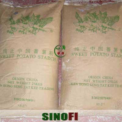 Sweet Potato Starch 02