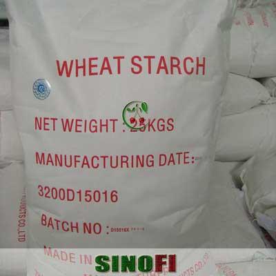 Wheat Starch flour 02