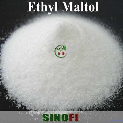 Ethyl Maltol crystals E637 01