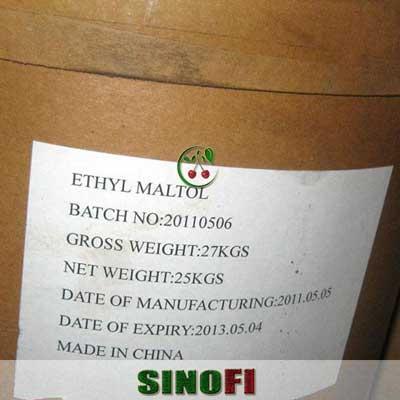 Ethyl Maltol crystals E637 03