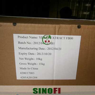 Yeast Extract powder food additive 03