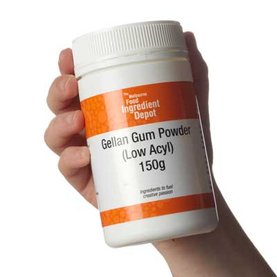 E418 Gellan Gum halal food additive 03