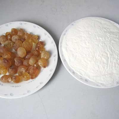 Gum Arabic E414 halal food additive 01