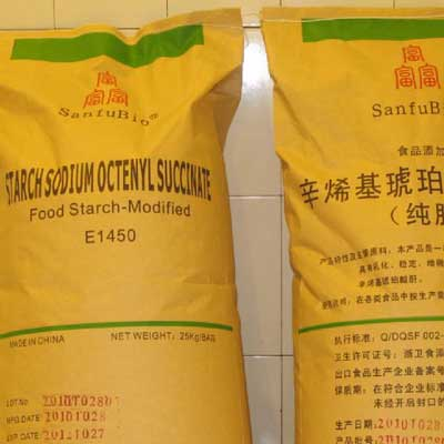 E1450 Sodium Starch Octenylsuccinateuccinate 03